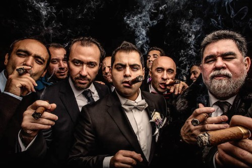 20 Award-Winning Wedding Photographs of 2014