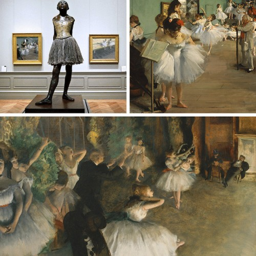 Degas' Dancers: How Ballerinas Inspired the Iconic Impressionist Artist