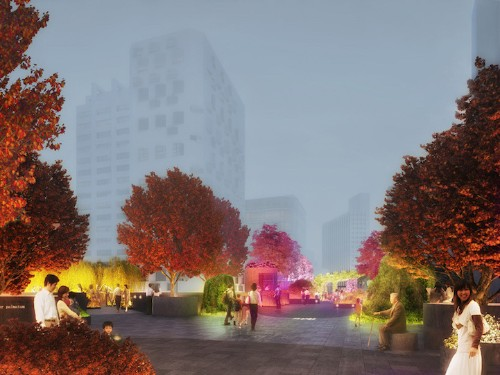 Architects to Repurpose Abandoned Highway into Elevated Skygarden