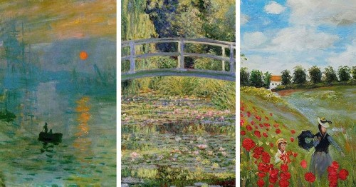 10+ Awe-Inspiring Impressionist Masterpieces Painted by Claude Monet