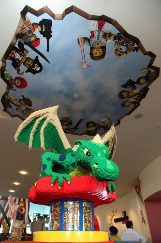 Inside the All-New Legoland Hotel