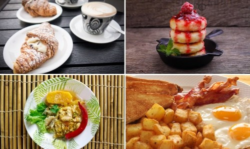 17 Dishes People Eat for Breakfast Around the World
