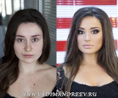 Makeup Artist Transforms Women in Stunning Before and After Photos