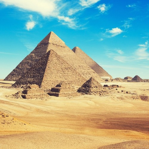 7 Surprising Facts About the Egyptian Pyramids