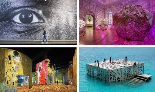 Best of 2018: Top 10 Amazing Art Installations That Defined the Year