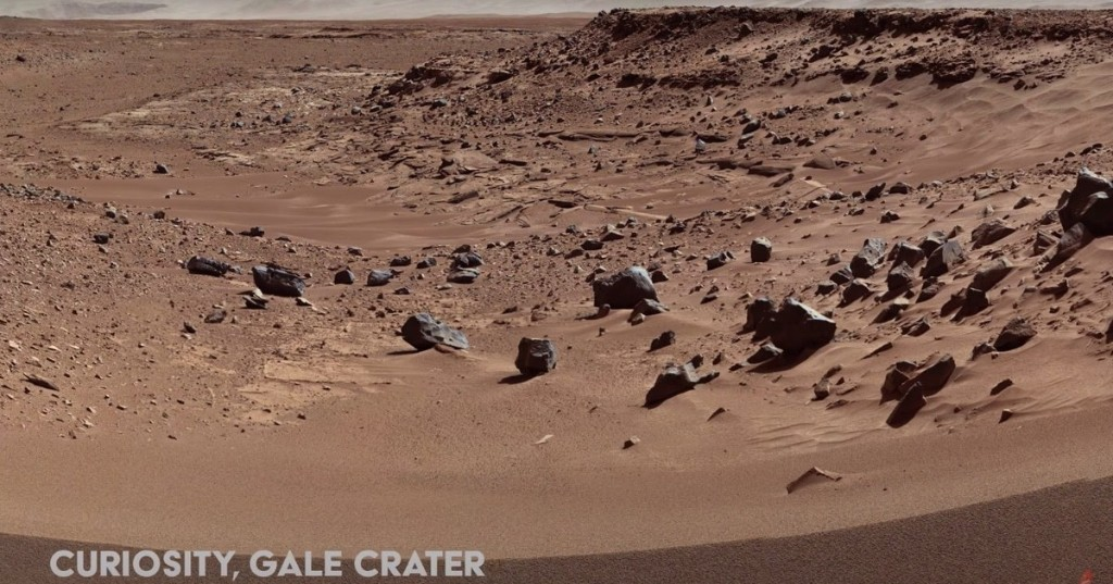 You Can Explore Mars' Surface With This 4K Video Footage Captured by NASA's Rovers