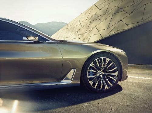 BMW's Sleek and Innovative Vision Future Luxury Design