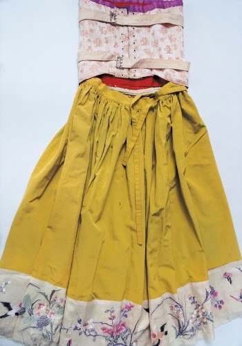 Frida Kahlo's Colorful Wardrobe Finally Revealed After Being Hidden for 50 Years
