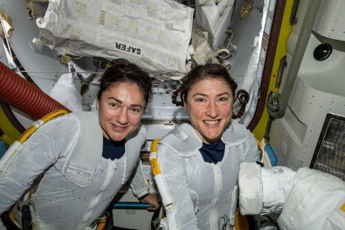 First NASA All Female Space Walk Marks Major Milestone
