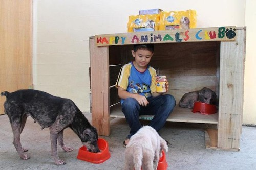 9-Year-Old Achieves Dream of Starting a No-Kill Animal Shelter in His Garage