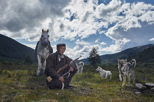Interview: One Photographer's Journey to Immortalize the Nomadic People of Northern Mongolia