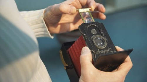 Introducing the World's First Folding Camera Made Entirely Out of Cardboard