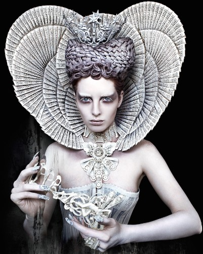 """Kirsty Mitchell's Enchanting """"Wonderland"""" Photos Honor Her Late Mother with a Spectacular Book"""