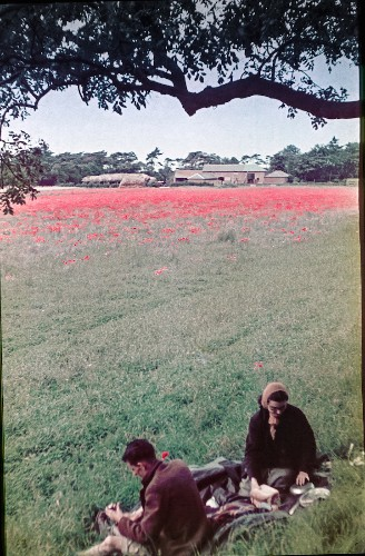 Long-Lost Color Photos from 1939 Reveal Life in England on the Brink of WWII