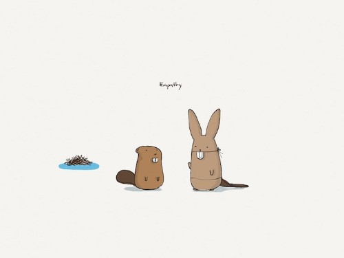 Illustrations Share Hilariously Relatable Adventures of an Adorable Bunny
