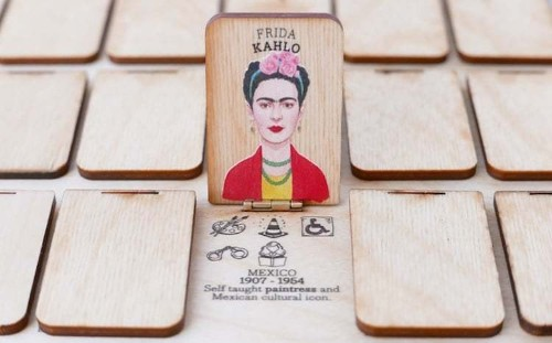 Designer Creates Guessing Game About Incredible Women Who Have Changed the World