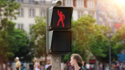 Interactive Dancing Traffic Light Makes Waiting to Cross the Street More Fun