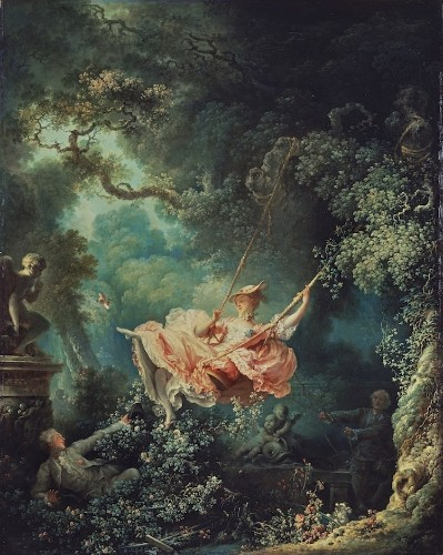 "The Scandalous Symbolism Behind Fragonard's Masterpiece ""The Swing"""