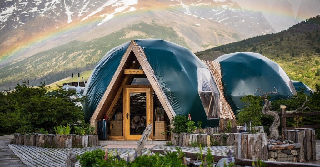 15 Gorgeous Glamping Sites Available to Book Around the World