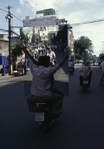 Vietnam's Motorbikes Carry Mind-Boggling Loads of Stuff