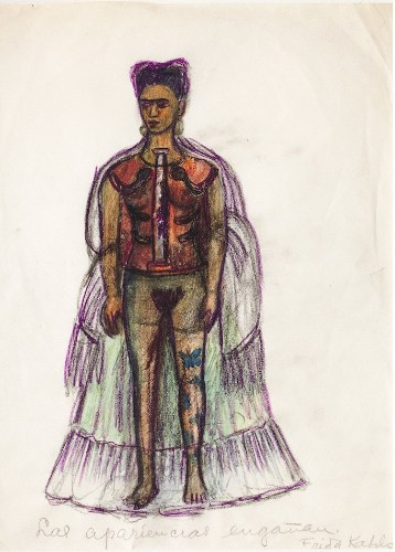 """Brooklyn Museum Announces """"Major Exhibit"""" on the Life and Work of Frida Kahlo"""