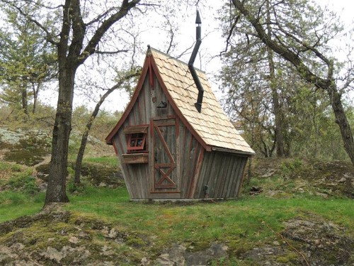 Playfully Quirky Cabins Are Tiny Homes with Big Personalities