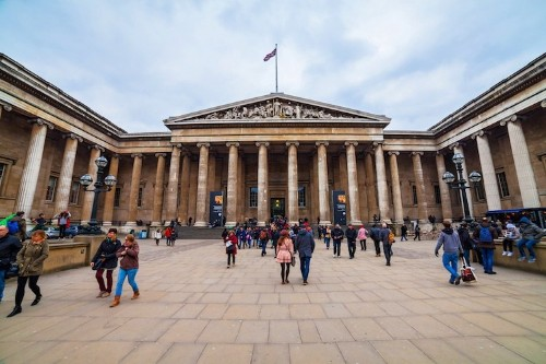 Exploring the History and Highlights of London's World-Renowned British Museum