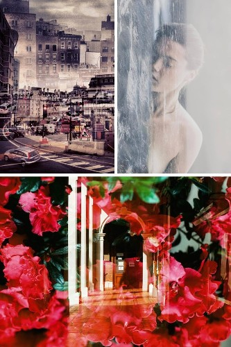 How Double Exposure Photographers Fuse Two Separate Worlds into One Dreamlike Scene