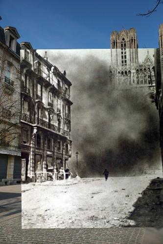Eye-Opening Photos Juxtapose Images of Present-Day and WWI-Era Europe