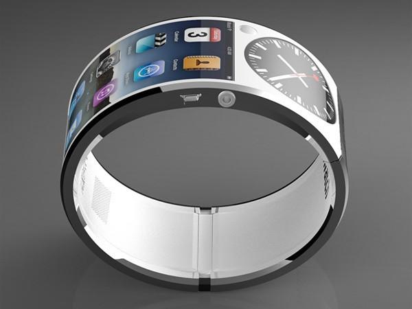 Futuristic iWatch Concept
