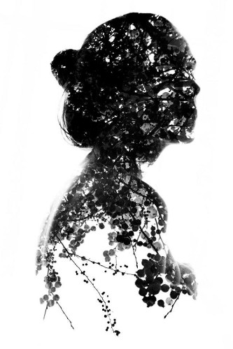 Photographer Shares How She Makes Dreamy Double Exposure Portraits