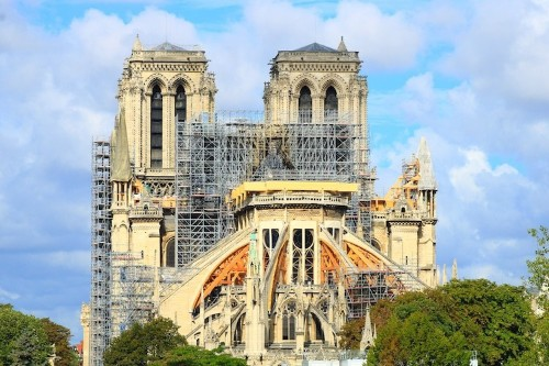 Notre-Dame Updates: What We Know About the Cathedral 5 Months Later