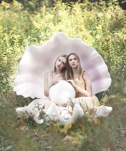 Spectacularly Surreal Wonderlands by Photographer Gerald Larocque
