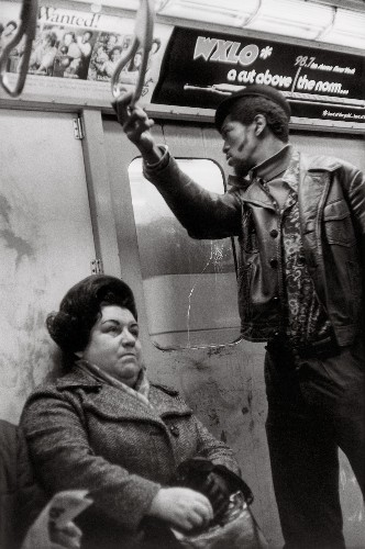 Discreet Photos of NYC Subway Riders in the 1970s Show an Era Before Smartphones