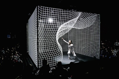 Cutting Edge Art and Technology Installations at STRP Biennial Defy Boundaries of Space