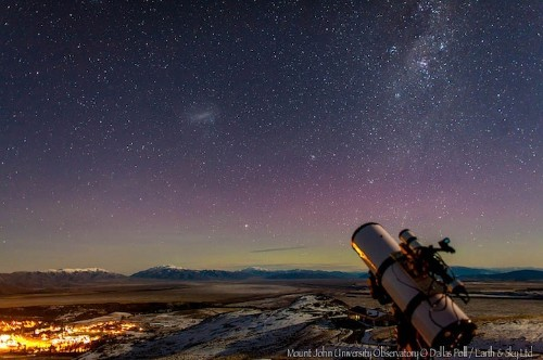 New Zealand Town Powers Down for Spectacular Astrophotography