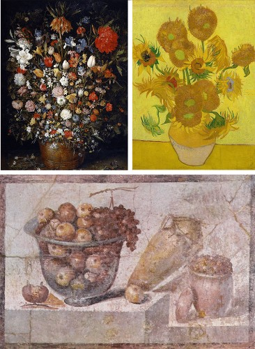 How Artists Have Kept Still Life Painting Alive Over Thousands of Years