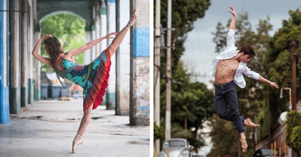Photographer Omar Z. Robles on His Sensational Images of Ballet Dancers Around the World [Podcast]