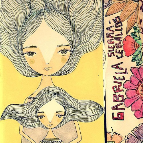 Artist Celebrates Joys of Motherhood with Illustrations of Mothers and Daughters Every Day