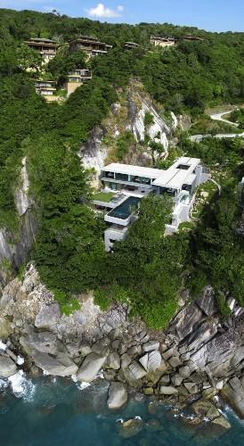 Phuket's Luxury Retreat on the Rocks