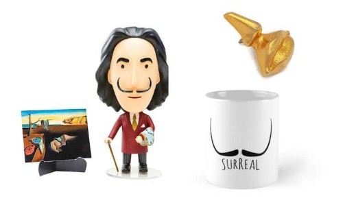 17 Quirky Gifts Inspired by Surrealist Salvador Dalí