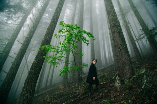 Behind The Lens: Brendon Burton's Everyday Adventures Inspire Mysterious Portraits