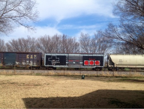 Grafitti Transforms Boxcar Into a Vintage Nintendo Controller