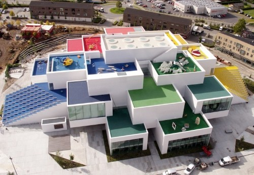 'LEGO House' Grand Opening in Billund, Denmark