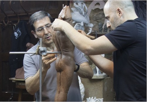 Lifelike Sculptures of the Remarkable Human Form Are Modern-Day Classics