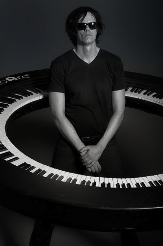 Lady Gaga's Lead Keyboard Player Develops Innovative Circular Piano