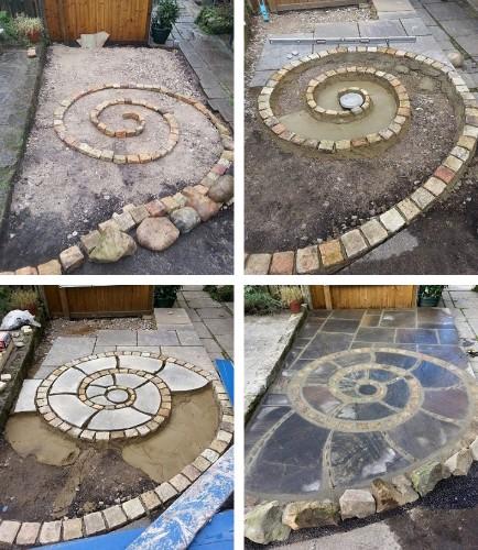 Bricklayer Transforms Stone into Hypnotically Detailed Sculptures