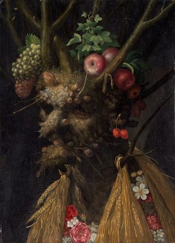 "Explore the ""Composite Heads"" of 16th-Century Painter Giuseppe Arcimboldo"