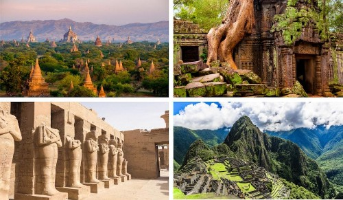 8 of the World's Most Awe-Inspiring Ancient Ruins