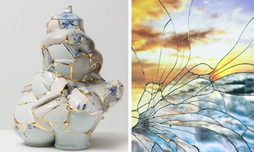 15+ Times Artists Fixed Broken Objects and Made Them Better Than Before